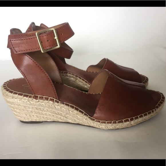 7a588e46268 Clarks Shoes - Clarks Petrina Selma Espadrilles in Nutmeg 8.5 M